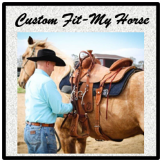 Custom Fit My Horse Website Image