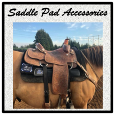 Saddle Pads Accessories Website Image